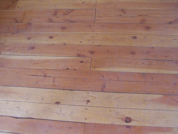 Douglas-fir plank Flooring hand made by greenleaf craftsmen